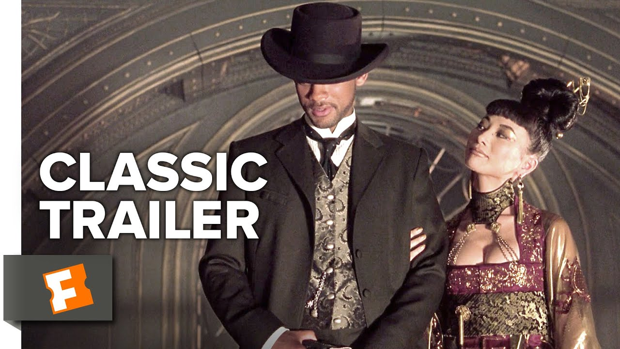 wild wild west 1999 official trailer will smith salma