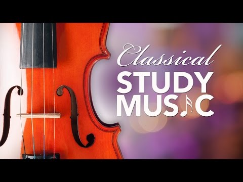 Studying Music,  Relaxing Classical Music, Instrumental Music for Studying, Alpha Waves, �