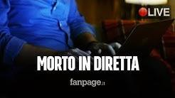 Giovane muore in diretta web durante un gioco erotico in chat: si è impiccato al soffitto