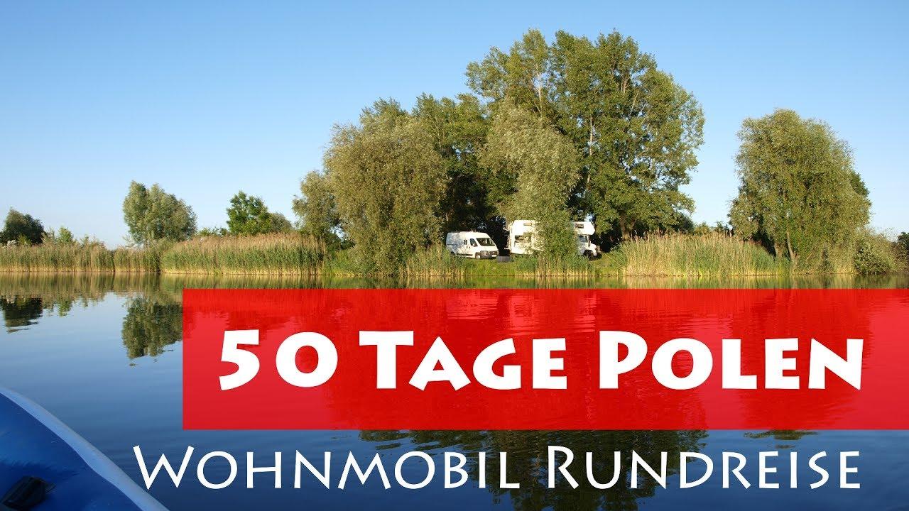 Wohnmobil Rundreise: 9 Tage in Polen