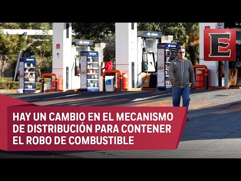 ¿A qué se debe el desabasto de gasolina en México?