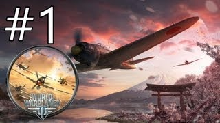 World of Warplanes - Gameplay: #1