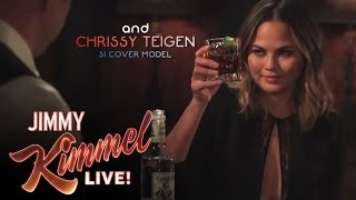 3 Ridiculous Questions with Jimmy Kimmel and Chrissy Teigen thumbnail