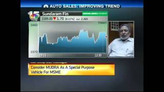 Halftime Report: T T Srinivasaraghavan, Sundaram Finance-July 03