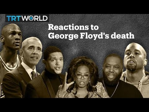 African American Celebrities React To George Floyd Death
