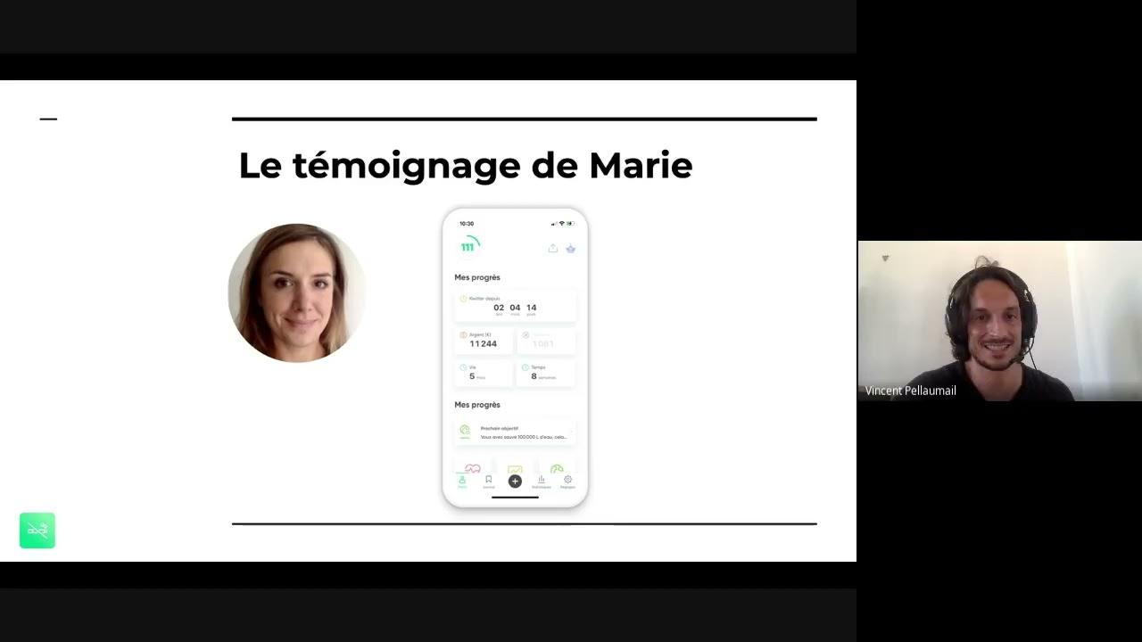 [REPLAY]  -  Le témoignage de Marie