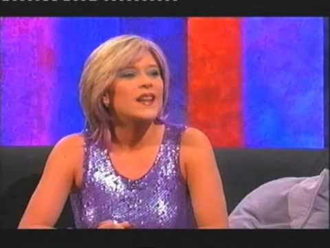 Samantha Fox Interview Frank Skinner Show - 2000