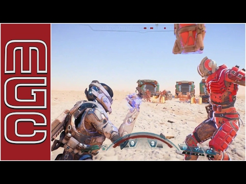 The Massive Mass Effect: Andromeda Gameplay Breakdown - New Abilities, Weapons and Mechanics
