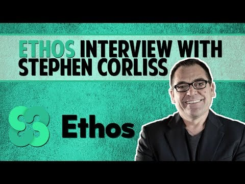 Ethos - Interview with Stephen Corliss