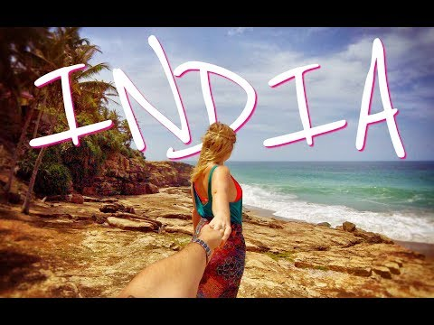 India - Kerala: God's own Country - Kovalam, Trivandrum & Kallar - August 2017