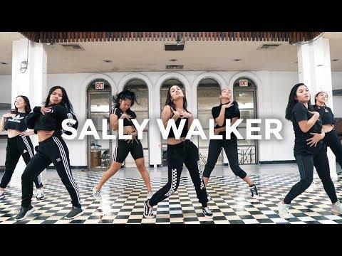 Sally Walker - Iggy Azalea Dance   besperon Choreography