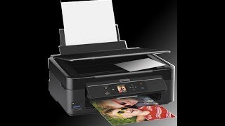 EPSON Expression Home XP-332 (A) Unboxing, Rview Setup Install and Photo print 2019