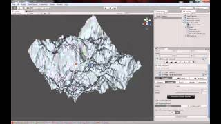 Unity Tutorial 6: Terrain Toolkit