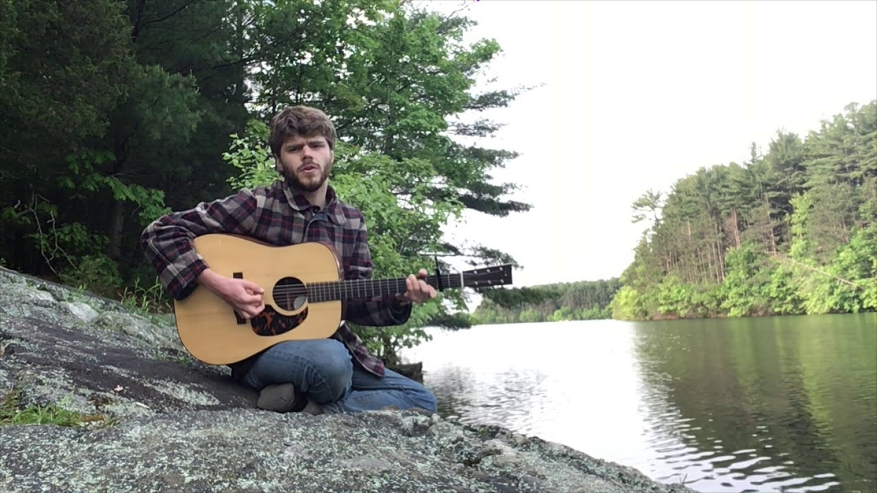 Corban Welter - Across the Great Divide (Kate Wolf)