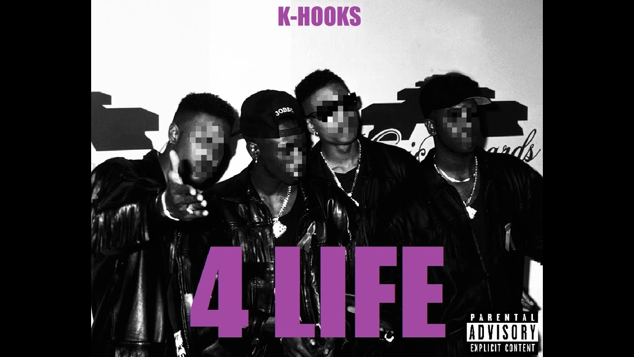 KHooksMixer- 4 Life (Luv U) (Jodeci Sample) - YouTube