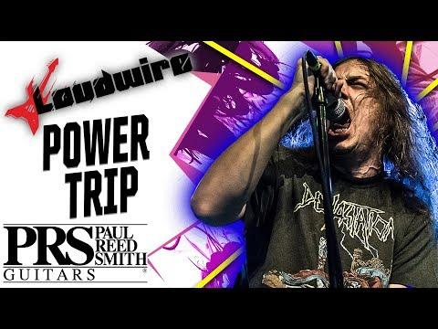 Power Trip Hate Richard Spencer + Love Hatebreed