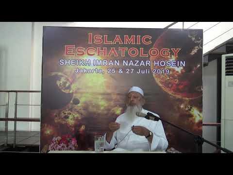 Al Kahf dan Ilmu Akhir Zaman - Sheikh Imran Hossain Jakarta