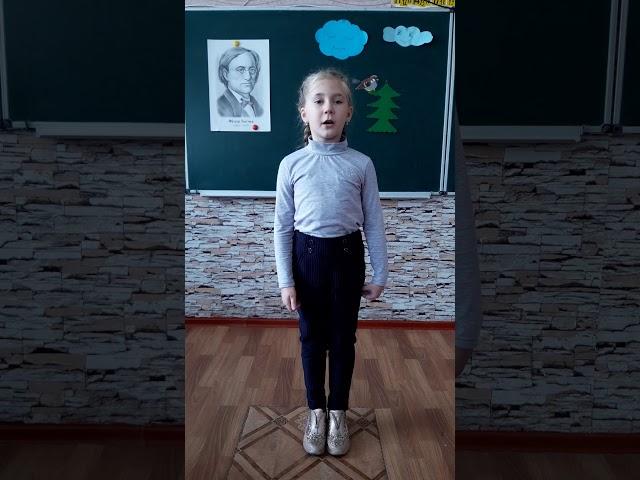 Изображение предпросмотра прочтения – ВераЛогинова читает произведение «Весенние воды (Еще вполях белеет снег…)» Ф.И.Тютчева