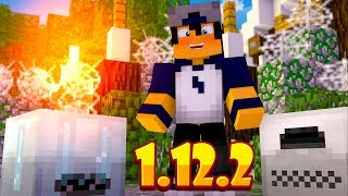 Minecraft: MODPACK INDUSTRIAL 1.12.2 LEVE PARA PC FRACO!!