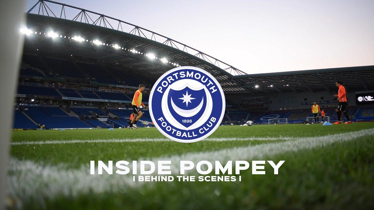 Brighton & Hove Albion (A)   Inside Pompey 2020/21