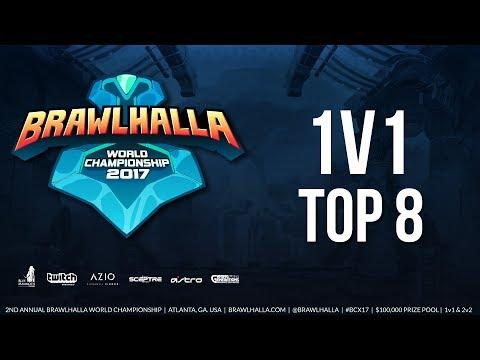 Brawlhalla World Championship - 1v1 Top 8 - #BCX17