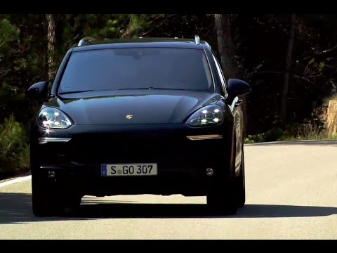 porsche cayenne s diesel 2015 driving interior engine. Black Bedroom Furniture Sets. Home Design Ideas