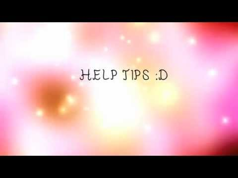 HELP TIP #1- how to get cute backgrounds from youtube. - imovie 11-