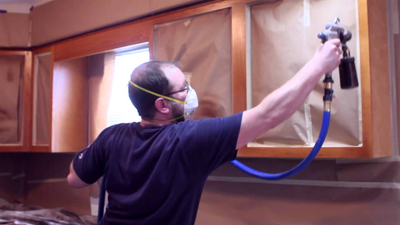 Change Cabinet Colors With N Hance Revolutionary Wood Renewal Youtube