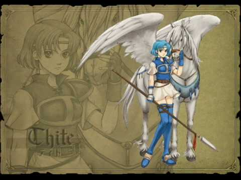 Fire Emblem 6: Fūin no Tsurugi Music: Polar Region