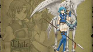 Fire Emblem 6: Fūin no Tsurugi Music: Polar Region