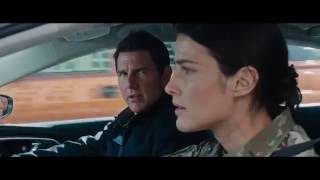 """Джек Ричер 2: Никогда не возвращайся - ролик """"Преследование"""""""