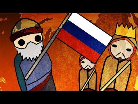 What If Russia Never Conquered Siberia? (Mini-Scenario)