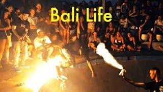 Video Insane Fire and Skateboard Party in Bali! download MP3, 3GP, MP4, WEBM, AVI, FLV April 2018