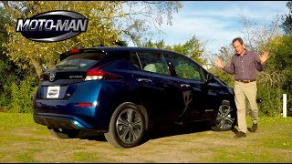 2018 Nissan LEAF EV FIRST DRIVE REVIEW (2 Of 3)