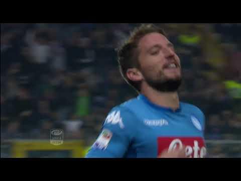 HL - Genoa V Napoli 2-3