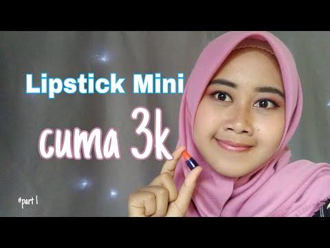 review-lipstick-paling-murah-cuma-3-ribu-|-jupon-lipstick-mini-|-fitria-nur-aini