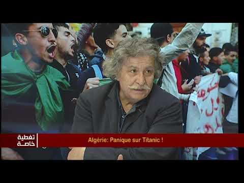 Algérie: Panique sur Titanic !