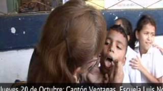 Fundación Cruzada Nueva Humanidad - Brigada Médica - 20-10-11