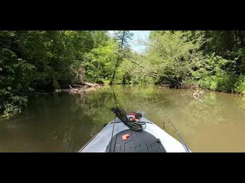 Yahoola Creek Reservoir: Up The Creek.