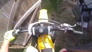 Dirt Bike Cop Chase