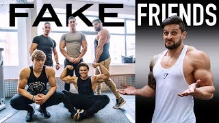 Revealing The REAL Side Of Gymshark (Ft. David Laid, Steve Cook, Uzoma, Krissy Cela & more)
