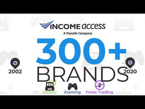 Income Access: Not just a software company, marketing agency or affiliate network