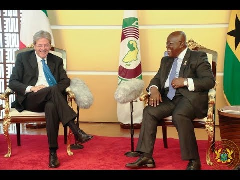 Italy supports Ghana's SME's with €25m