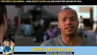 Scrubs Season 9 Episode 2 - Our Drunk Friend  - episode 9.02 sneak peek