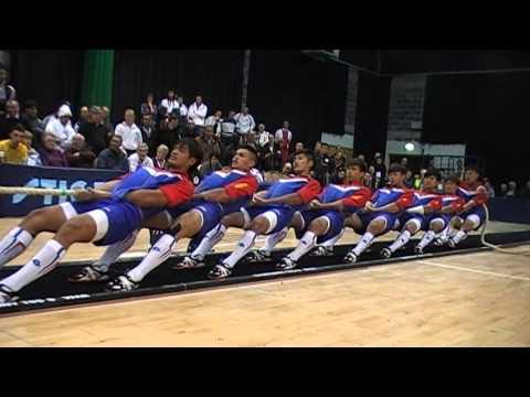 2014 World Indoor Championships - Men 560 Kilos Final - First End