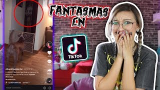 REACTING TO GHOSTS ON TIKTOK - Lulu99