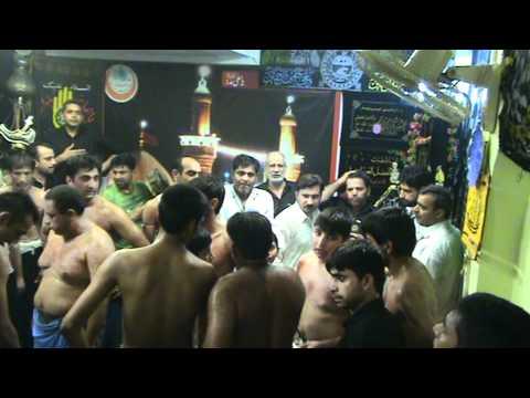 akhtar khokhar bcn 22 08 2011 shahadat mola ali a s  21 ramazan in spain barcelona day 2    9