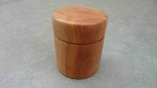 Woodturning Projects Apple Wood Box