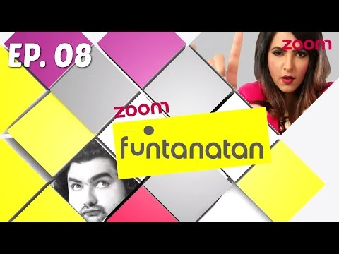 Funtanatan With Kavin Dave And Sugandha Mishra | EPISODE 8 |  EXCLUSIVE