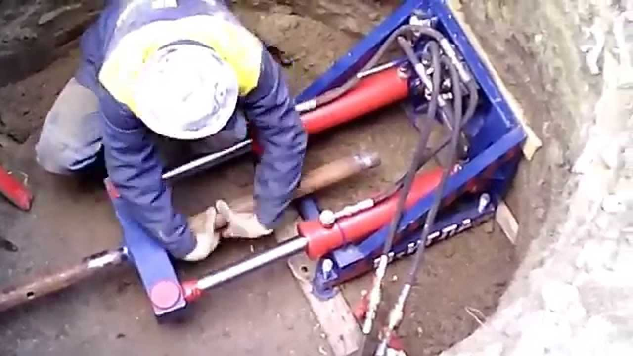 Установка для прокола под дорогой андрей кириченко